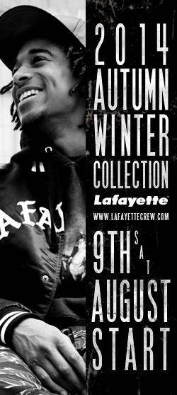 Lafayette 2014AW